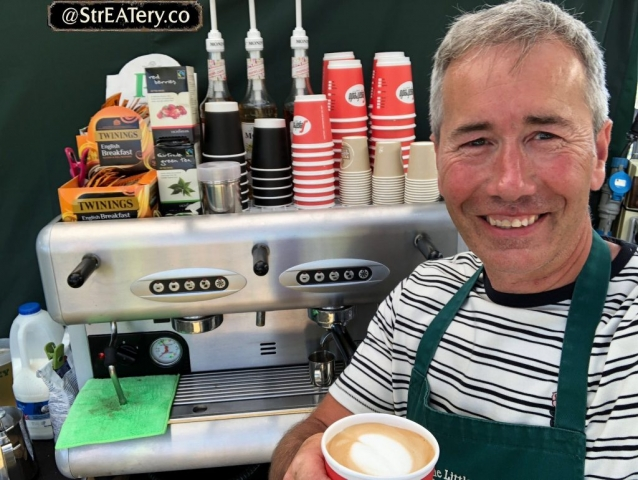 Segafredo Coffee Street Food